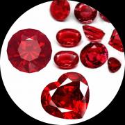 Рубин ювелирный