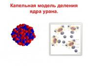 Энергия урана