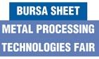 Bursa Sheet Metal Processing Technologies Fair 2017