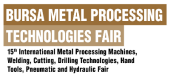 Bursa Metal Processing Technologies Fair 2017