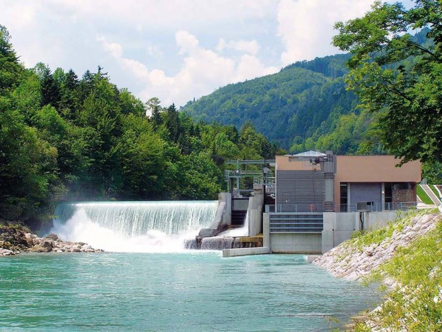 Малая гидроэнергетика