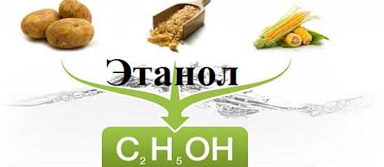 Получение биоэтанола